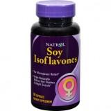 Natrol Soy Isoflavones 60 капсули