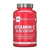 Prozis Vitamin C + Rosehip 180 таблетки