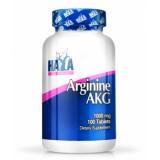 Haya Arginine AKG 1000 мг 100 таблетки