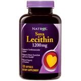 Natrol Soya Lecithin 1200 мг 120 дражета