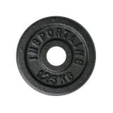 Стоманен диск inSPORTline 1,25 кг