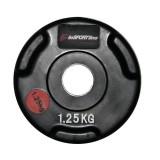 Олимпийска тежест inSPORTline 1,25 кг