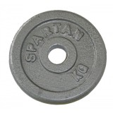 Стоманени дискове Spartan 2  x 1,25 кг / 50 мм