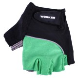 Вело ръкавици WORKER S900 зелени