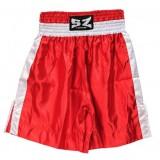 Боксови шорти SZ червени