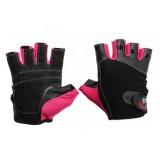 Дамски Фитнес Ръкавици PinkFit Armageddon Sports