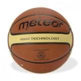 Баскетболна топка Meteor training brown - cream 6