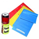 Латексови ластици за аеробика inSPORTline