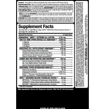 AllMax Hemanovol 240 таблетки