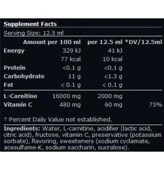 Scitec Carni-X Liquid 80 000 500 мл
