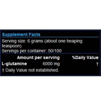 Scitec L-Glutamine 300 гр