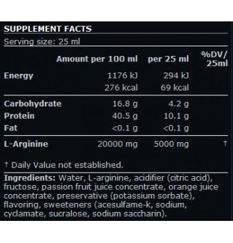 Scitec Liquid Shock 1000 мл