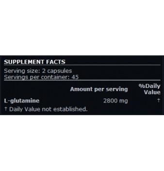 Scitec Mega Glutamine 90 капсули