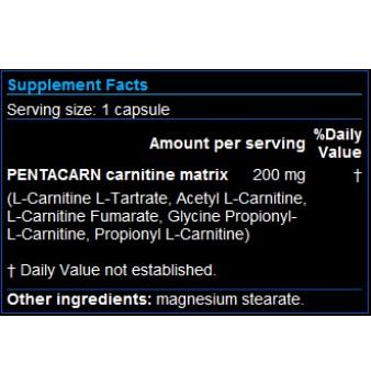 Scitec Pentacarn 108 капсули