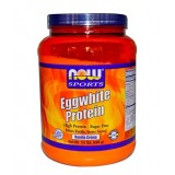 NOW Eggwhite Protein 700 гр