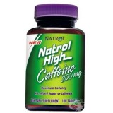 Natrol High Caffeine 200 mg 100 таблетки