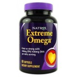 Natrol Extreme Omega 60 капсули