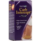 Natrol Carb Intercept w/Phase 2 120 капсули