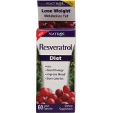 Natrol Resveratrol Diet 60 капсули