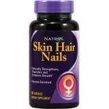 Natrol Skin Hair Nails 60 капсули