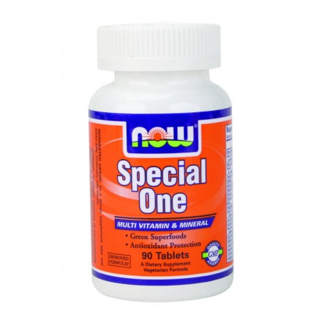 NOW Special One Multi 90 таблетки