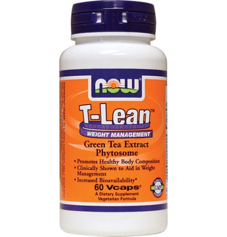 NOW T-Lean Weight Management 60 капсули