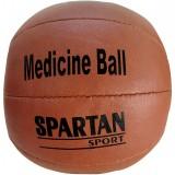 Кожена медицинска топка Spartan 1 кг
