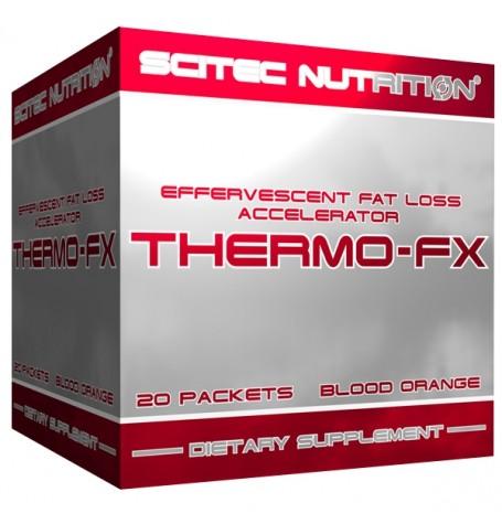 Scitec Thermo FX 20 пакета