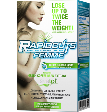 AllMax Rapidcuts Femme 42 капсули