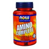 NOW Amino Complete 120 капсули