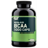 Optimum Nutrition BCAA 1000 400 капсули