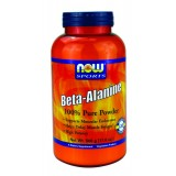 NOW Beta-Alanine 500 гр