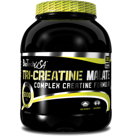 Biotech Tri-Creatine Malate 300 гр