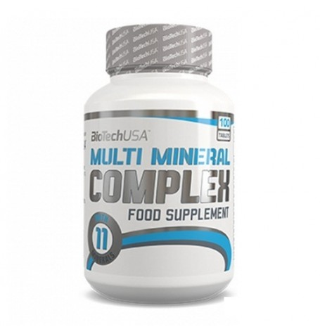 Biotech Multi Mineral Complex 100 таблетки