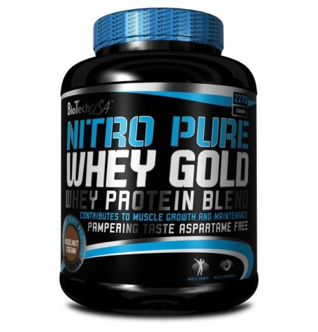 Biotech Nitro Pure Whey Gold 2270 гр