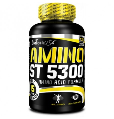 Biotech Amino ST 5300 120 таблетки