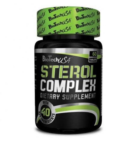 Biotech Sterol Complex 60 таблетки