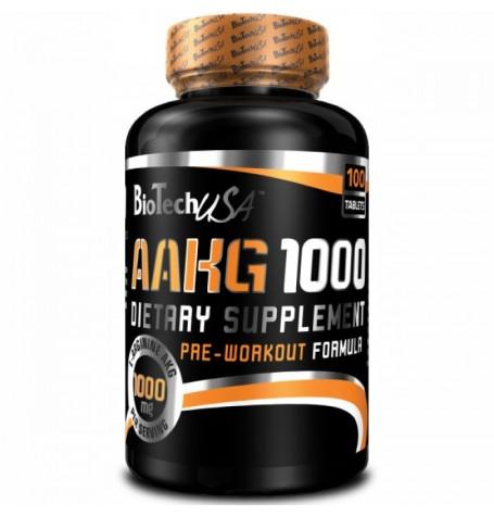 Biotech AKG 1000 mg 100 таблетки