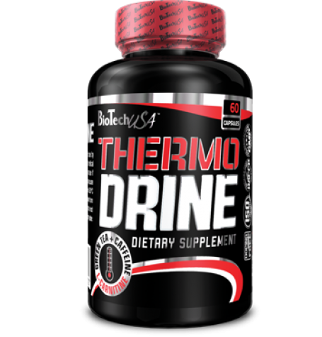 Biotech Thermo Drine Complex 60 капсули