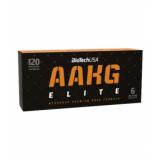 Biotech AAKG Elite 120 капсули