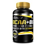 Biotech USA BCAA+B6 100 таблетки