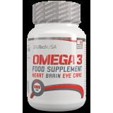 Biotech USA Omega 3 1000 мг 90 капсули