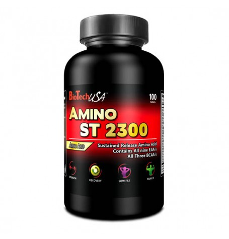 Biotech Amino ST 2300 100 таблетки
