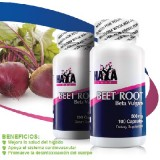 HAYA LABS Beet root /Beta Vulgaris/ 500mg 100 капсули