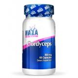 HAYA LABS Cordyceps 500 mg. 60 таблетки