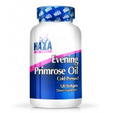 HAYA LABS Evening Primrose Oil / Cold Pressed  500 mg. 120 гел-капсули