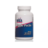 HAYA LABS Apple Pectin 500 mg 100 капсули