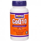 NOW CoQ10 30 mg 30 капсули
