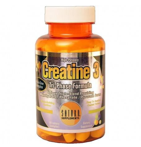 Saturn Creatine 3 60 таблетки
