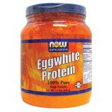 NOW Eggwhite Protein 544 гр